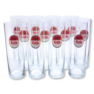 Früh Kölsch Gläser 12x0,20l
