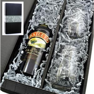 Baileys Irish Cream 17% 0,7l mit 2 Stölzle Gläser in Geschenkkarton