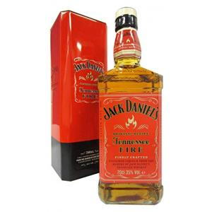 Jack Daniels Fire 35% 0,7l in Metalldose 2018