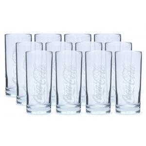 Coca-Cola Longdrink Gläser 12x0,20l