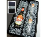 Früh Kölsch 0,33l + 2 Gläser 0,2l in Geschenkkarton