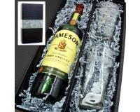 Jameson 40% 0,7l + 2 original Gläser im Geschenkkarton