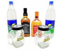 Jack Daniels Lynchburg Lemonade Set