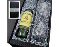 Jameson 40% 0,7l + 2 Stölzle Gläser im Geschenkkarton