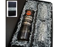 Bacardi black 37,5% 0,7l mit 2 Stölzle Gläsern in Geschenkkarton